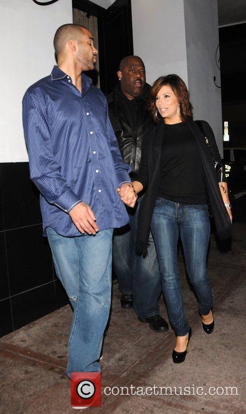 Tony Parker and Eva Longoria 3