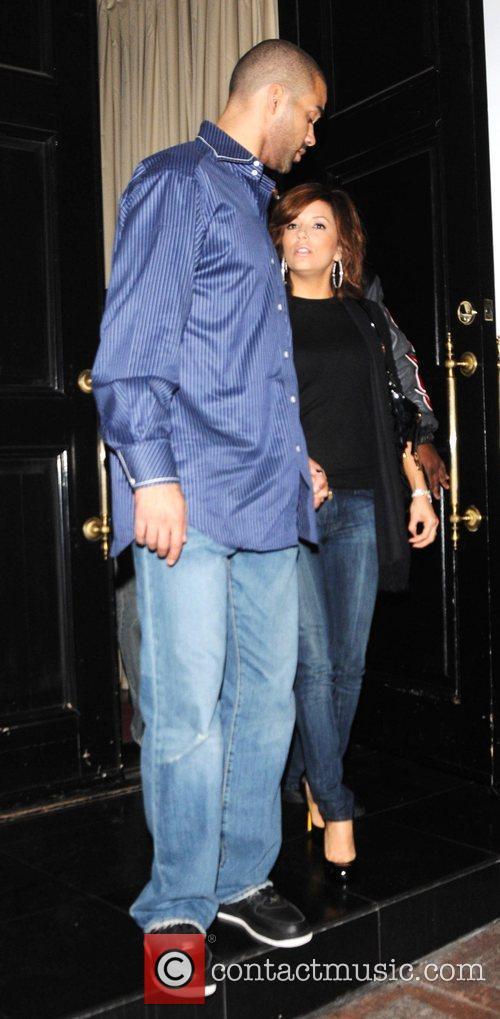 Tony Parker and Eva Longoria 1