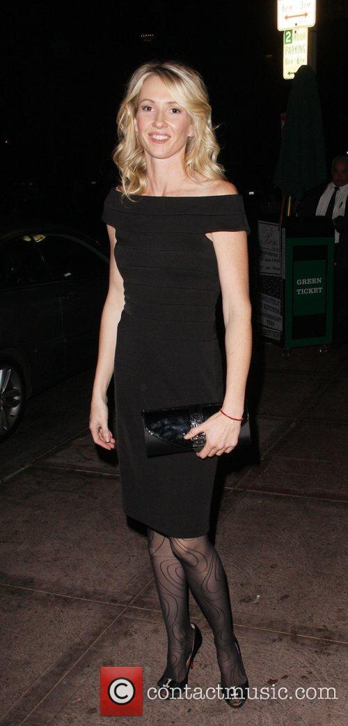 Alexandra Leighton at Beso Los Angeles, California
