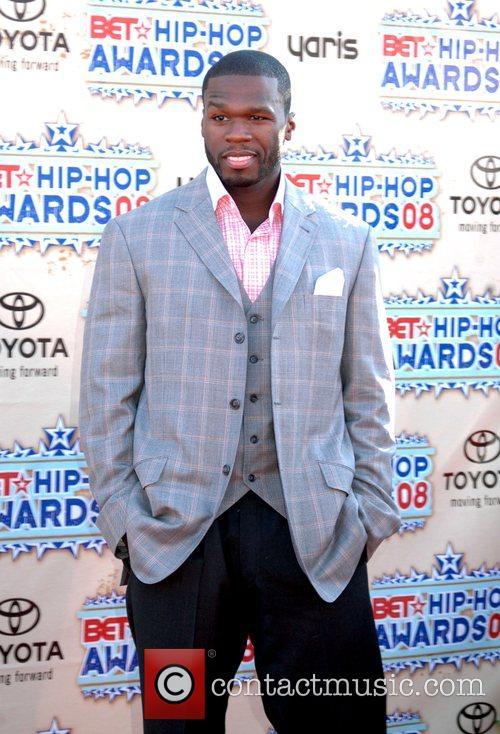 50 Cent BET Hip Hop Awards 2008 -...