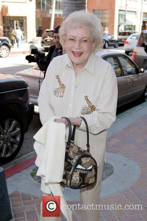 Betty White and Golden Girls 2