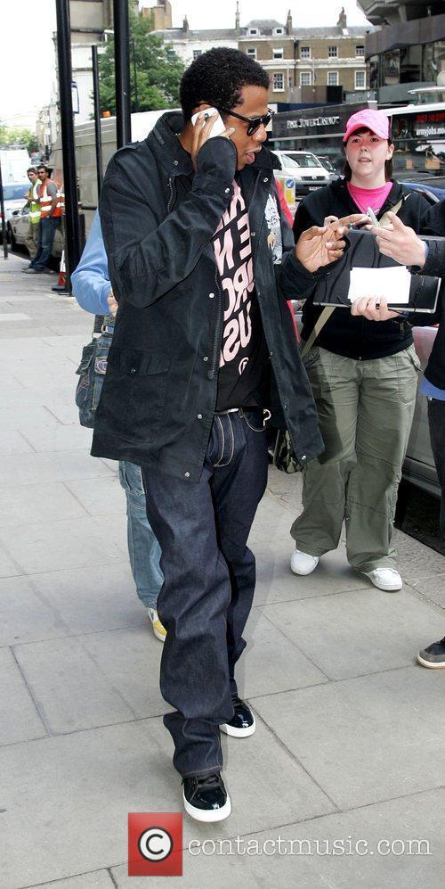 Jay Z and Harvey Nichols 2