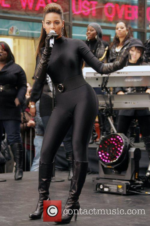 Performing live on the Today Show's Concert Series...