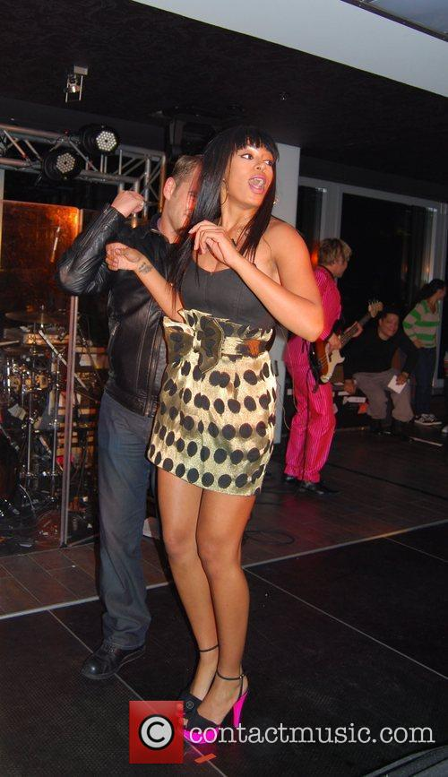 Solange Knowles dancing with Tino Meissner Solange Knowles...