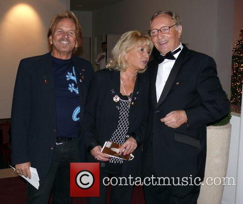 Frank Zander, wife Evi, Ekkehard Streletzki  Beyond...