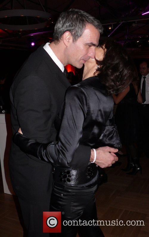 Gerit Kling, husband Stefan Henning  Beyond Swing...