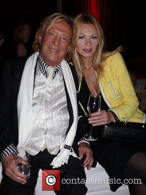 Rolf Eden, Brigitte  Beyond Swing party at...