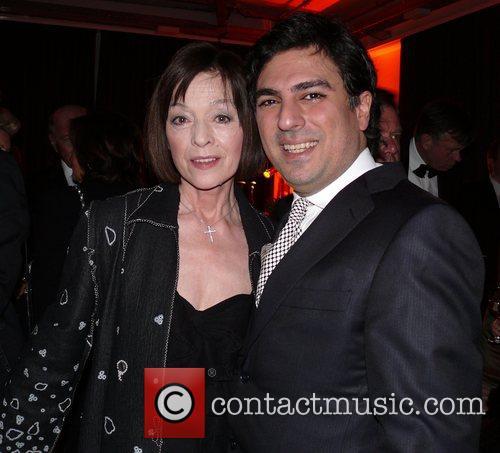Susanne Juhnke, Shan Rahimkhan  Beyond Swing party...