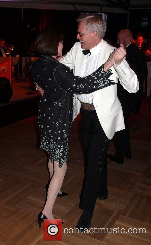 Susanne Juhnke, guest dancing  Beyond Swing party...