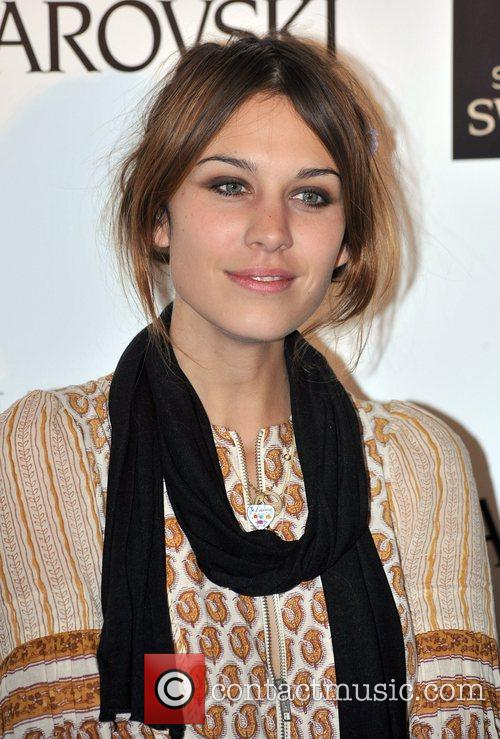 Alexa Chung  British Fashion Awards held at...