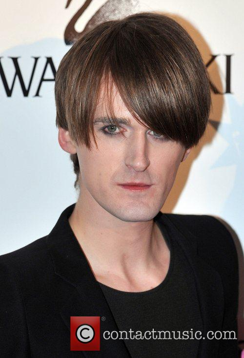 Gareth Pugh  British Fashion Awards held at...
