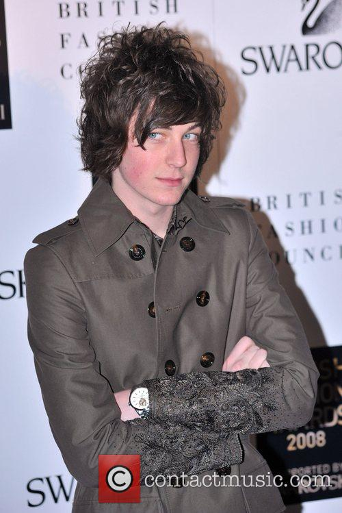 George Craig  British Fashion Awards held at...