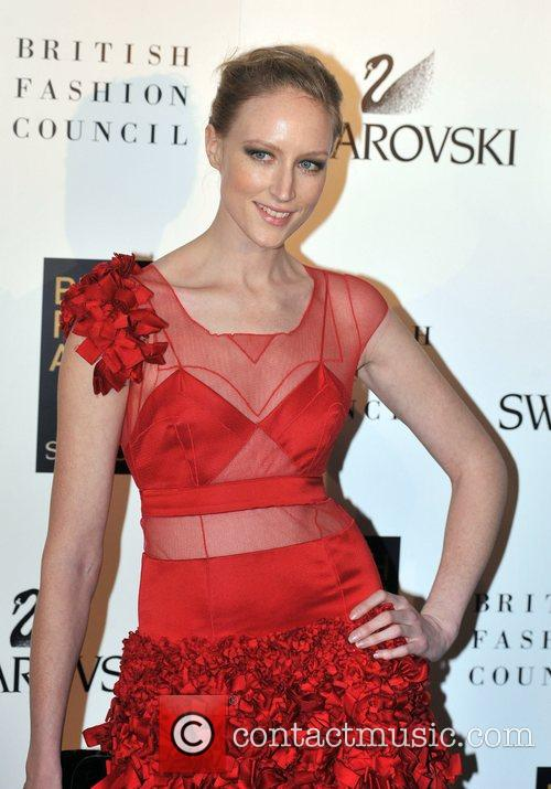 Jade Parfitt  British Fashion Awards held at...