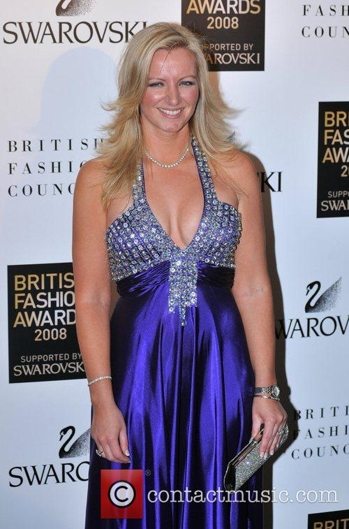 Michelle Mone  British Fashion Awards held at...