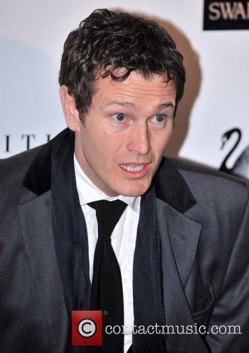 Nick Moran  British Fashion Awards held at...