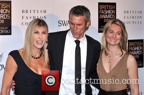 British Fashion Awards held at Lawrence Hall