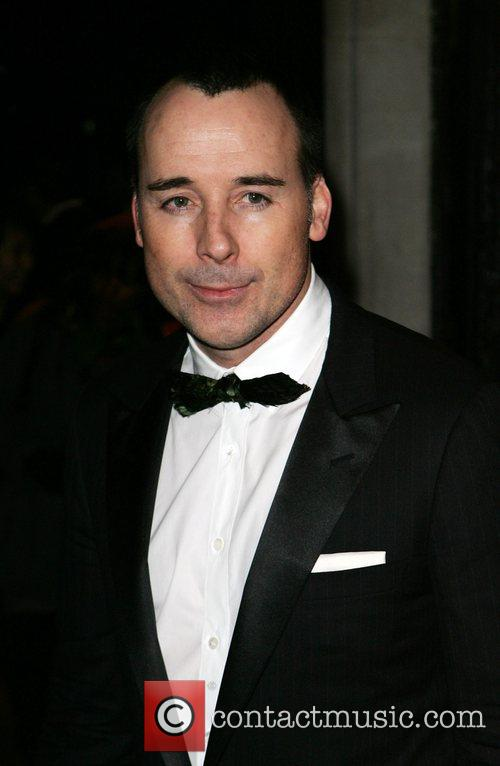 David Furnish British Fashion Awards - outside arrivals...