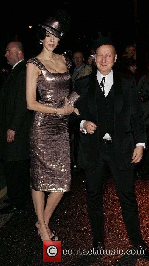 L'Wren Scott and guest British Fashion Awards -...