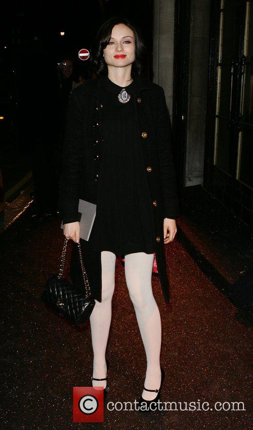 Sophie Ellis Bextor  British Fashion Awards -...
