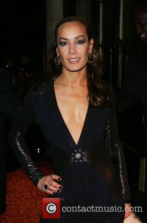 Tara Palmer-Tompkinson British Fashion Awards - outside arrivals...