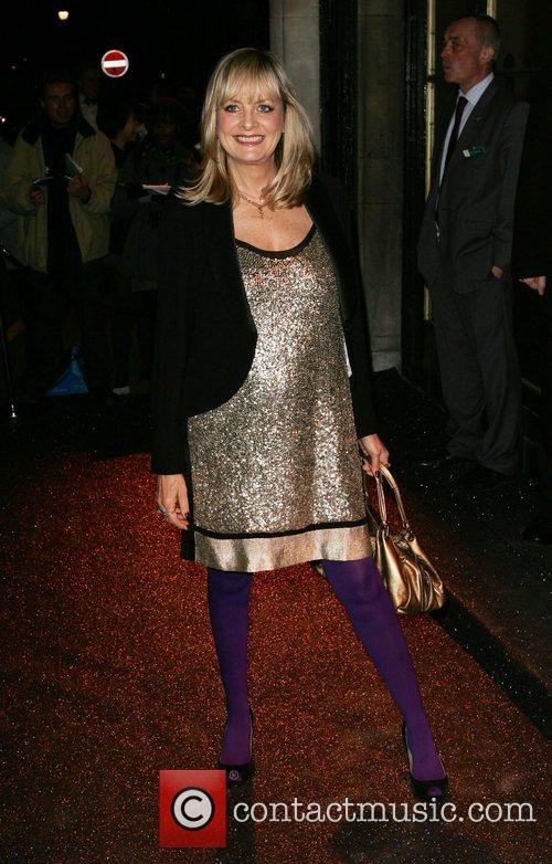 Twiggy British Fashion Awards - outside arrivals held...