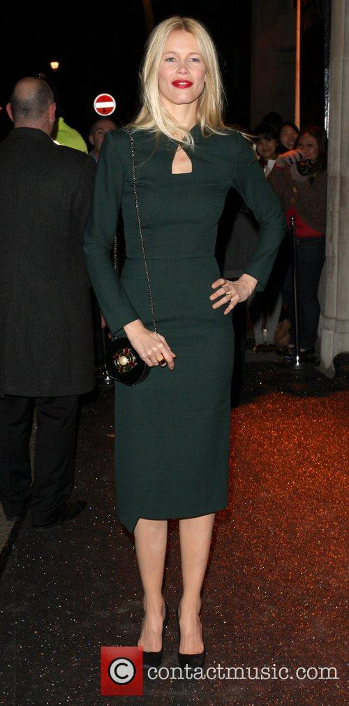 British Fashion Awards - outside arrivals held at...