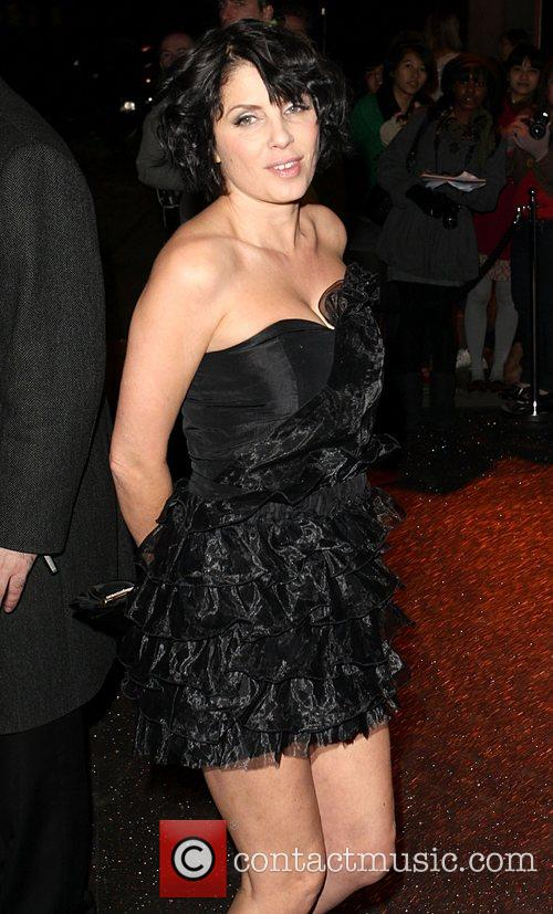 Sadie Frost British Fashion Awards - outside arrivals...