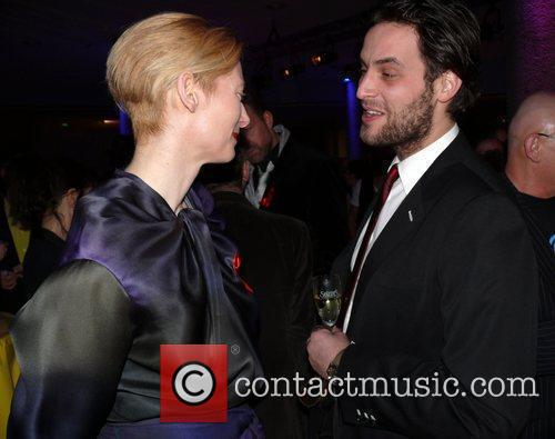 Tilda Swinton and Boyfriend Sandro Kopp 9