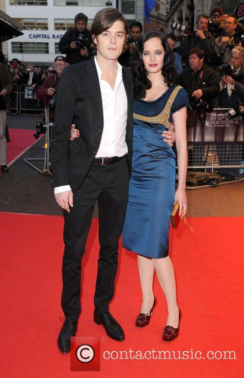 Sam Riley and Eva Green 4