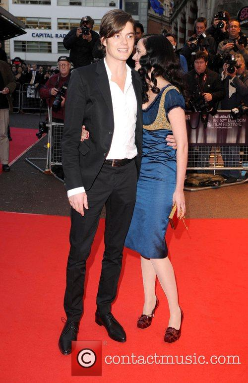 Sam Riley and Eva Green The Times BFI...