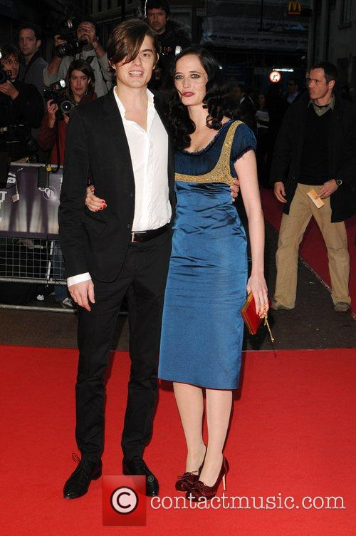 Sam Riley and Eva Green 5