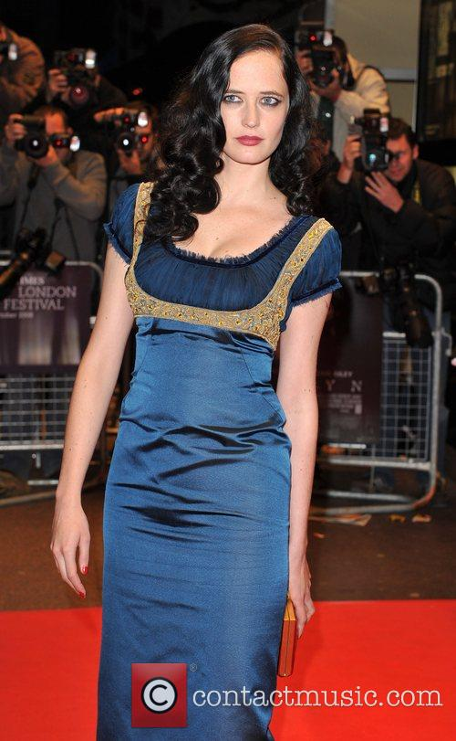 Eva Green The Times BFI London Film Festival:...