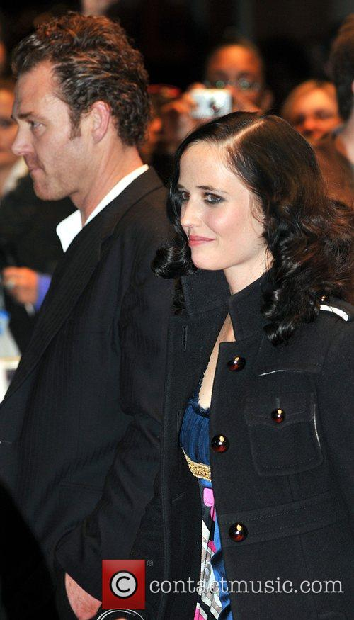 Marton Csokas and Eva Green 1