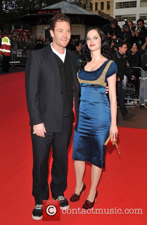 Marton Csokas and Eva Green 2