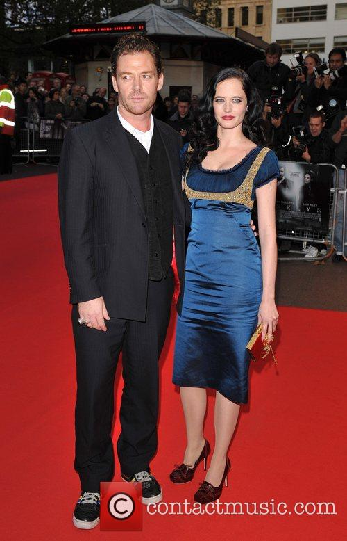 Marton Csokas and Eva Green 4