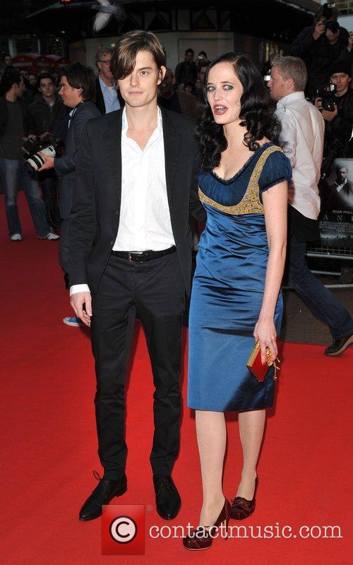 Sam Riley and Eva Green 4
