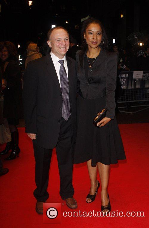 Joe Pichirallo and Sophie Okonedo The Times BFI...