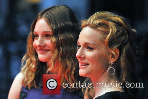 Laura Linney and Romola Garai 4