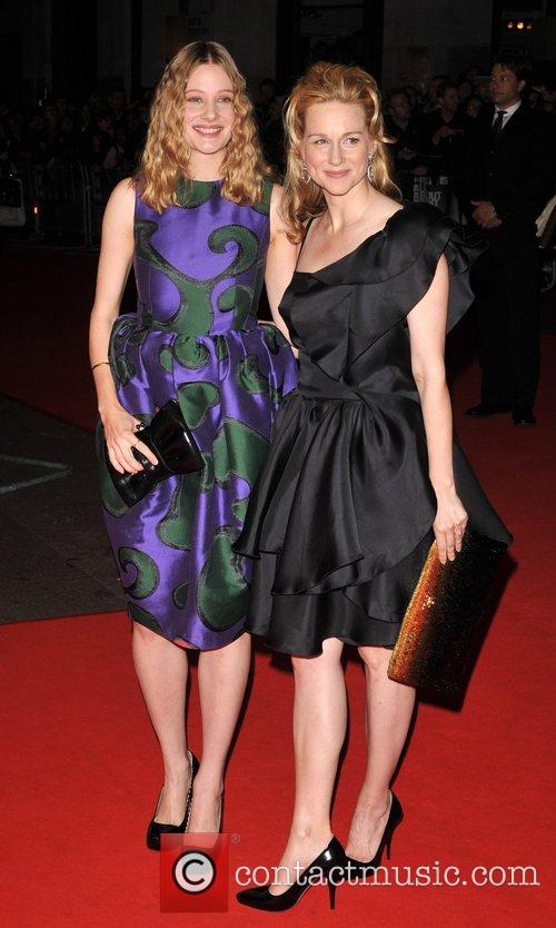 Laura Linney and Romola Garai 8