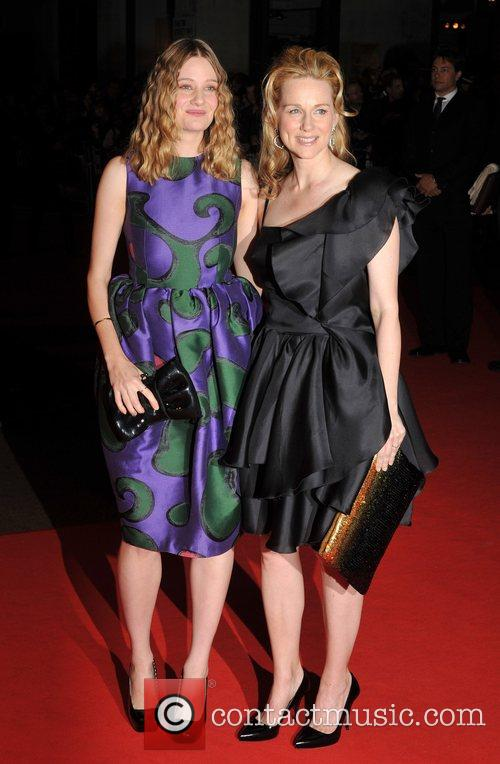 Laura Linney and Romola Garai 4