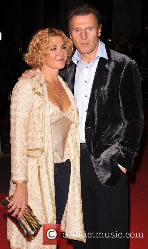 Liam Neeson and Natasha Richardson 9
