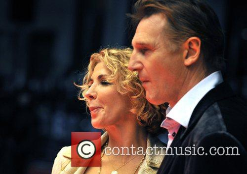 Liam Neeson and Natasha Richardson 7