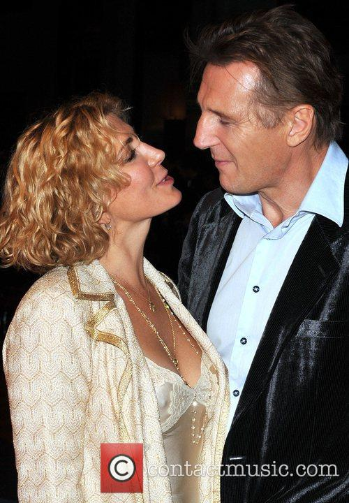 Liam Neeson and Natasha Richardson 10