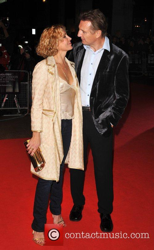 Liam Neeson and Natasha Richardson 8