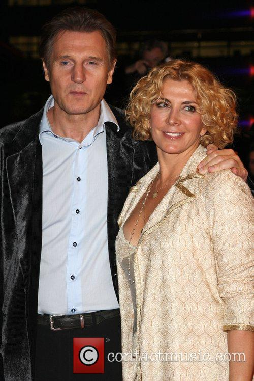 Natasha Richardson and Liam Neeson 8