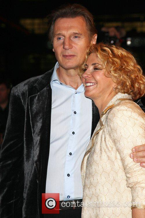 Natasha Richardson and Liam Neeson 6