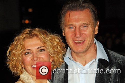 Natasha Richardson and Liam Neeson 7