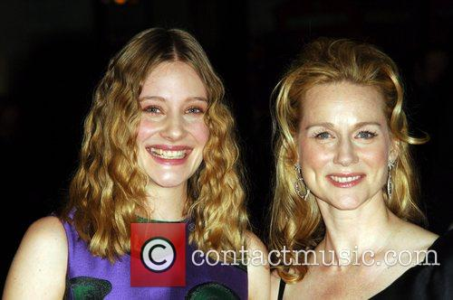 Romola Garai and Laura Linney 5