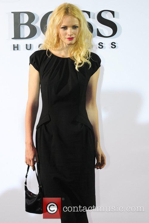 Boss Black fashion show by Hugo Boss at...