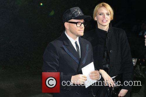Guest, Eva Padberg Boss Black fashion show by...